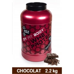 WHEY PROTEIN Construction Musculaire Gamme Access Saveur Chocolat 2200g